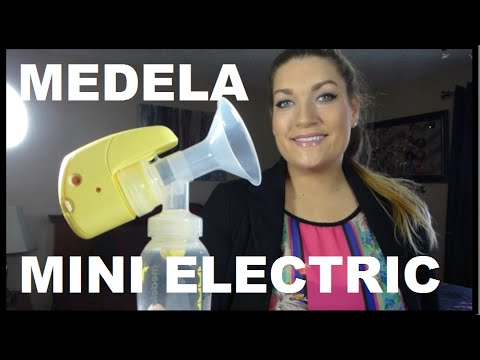 Medela Mini Electric Pump Review & Demo