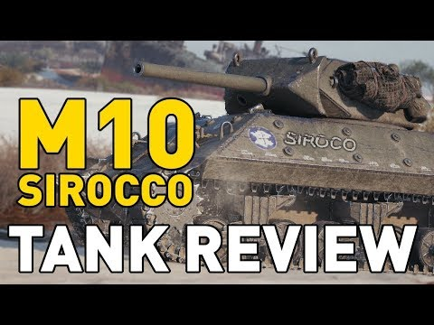 World of Tanks || M10 RBFM - Tank Review