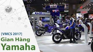 VMCS 2017   Tham quan gian hàng Yamaha Vietnam - 5 khu vực trưng bày   Xe.tinhte.vn