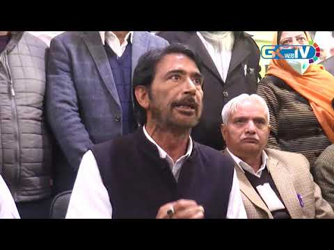 Centre has united the people of J&K by making wrong decisions: GA Mir