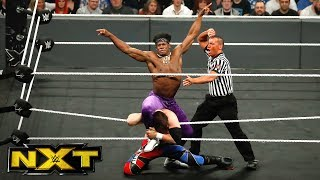 The Velveteen Dream vs. Robert Anthony: WWE NXT, May 24, 2017