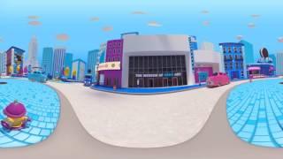 Vive una experiencia 360 en Nueva York de la mano de Oreo