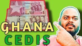 SG COLLECTION REVIEWS : GHANA CEDIS 🇬🇭