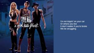 3LW: 04. Ain't No Maybe (Lyrics)