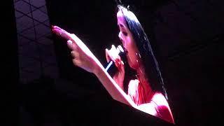 Becky G,  Mala Santa; Me Acostumbré y Peleas Live in Concert