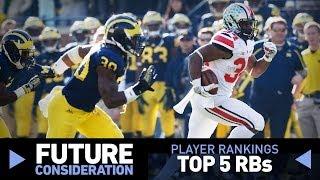 Gambar cover 2014 NFL Draft: Running back rankings (Future Consideration)