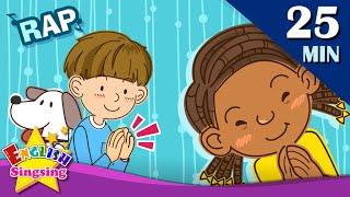 Đây là gì + More Kids rap? | bài hát tiếng Anh cho trẻ em