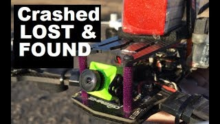 ZMR 250 Crashed & Lost FXT MARS FPV OSD Camera Review