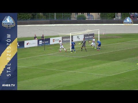 WIDEO: Stal Rzeszów - Lech II Poznań 2-0 [BRAMKI]