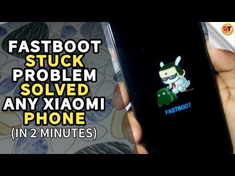 Xiaomi Mi 8se Stuck In Fastboot Mode Fix