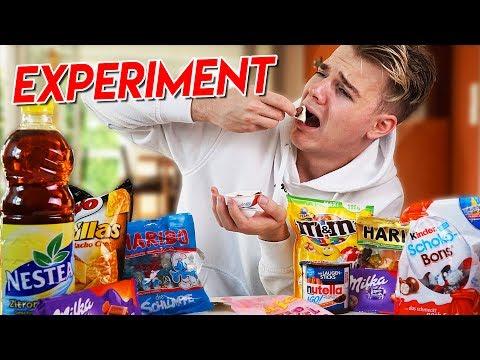 Dass Sie bei erhöhten Zucker im Blut des Menüs können nicht essen