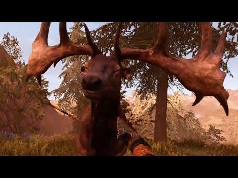 Far Cry Primal Walkthrough - Hunting Leopard | Location