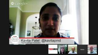 TEDMED Great Challenges: Connecting the Dots in Patient-centered Care