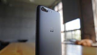 Распаковка и обзор OnePlus 5