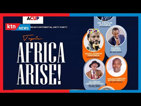 Bottomline Africa: Africans rising for justice, peace and dignity hosted the African Citizens Conf.