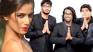 All India Bakchod  Poonam Pandey Rejects The Show