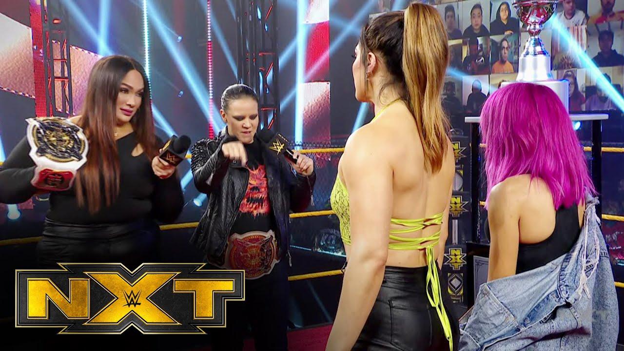 Nia Jax Talks Possibly Going After WWE RAW Women's Title Again