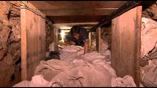MEXICAN DRUG TUNNELS