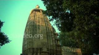 Adinatha Temple in Khajuraho, Madhya Pradesh