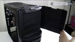 Futurelooks Previews The Cooler Master CM Storm Enforcer Gaming Chassis