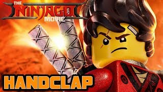 Handclap - Ninjago Movie Tribute (Fitz and The Tantrums)