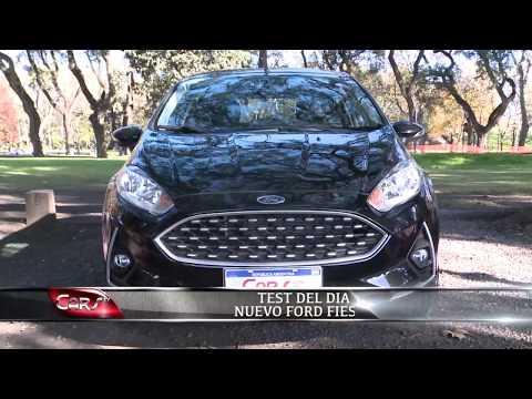Cars TV - Test Drive Ford Fiesta