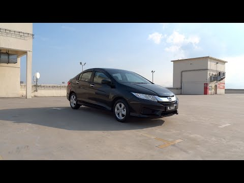 2014 Honda City 1.5E Start-Up and Full Vehicle Tour