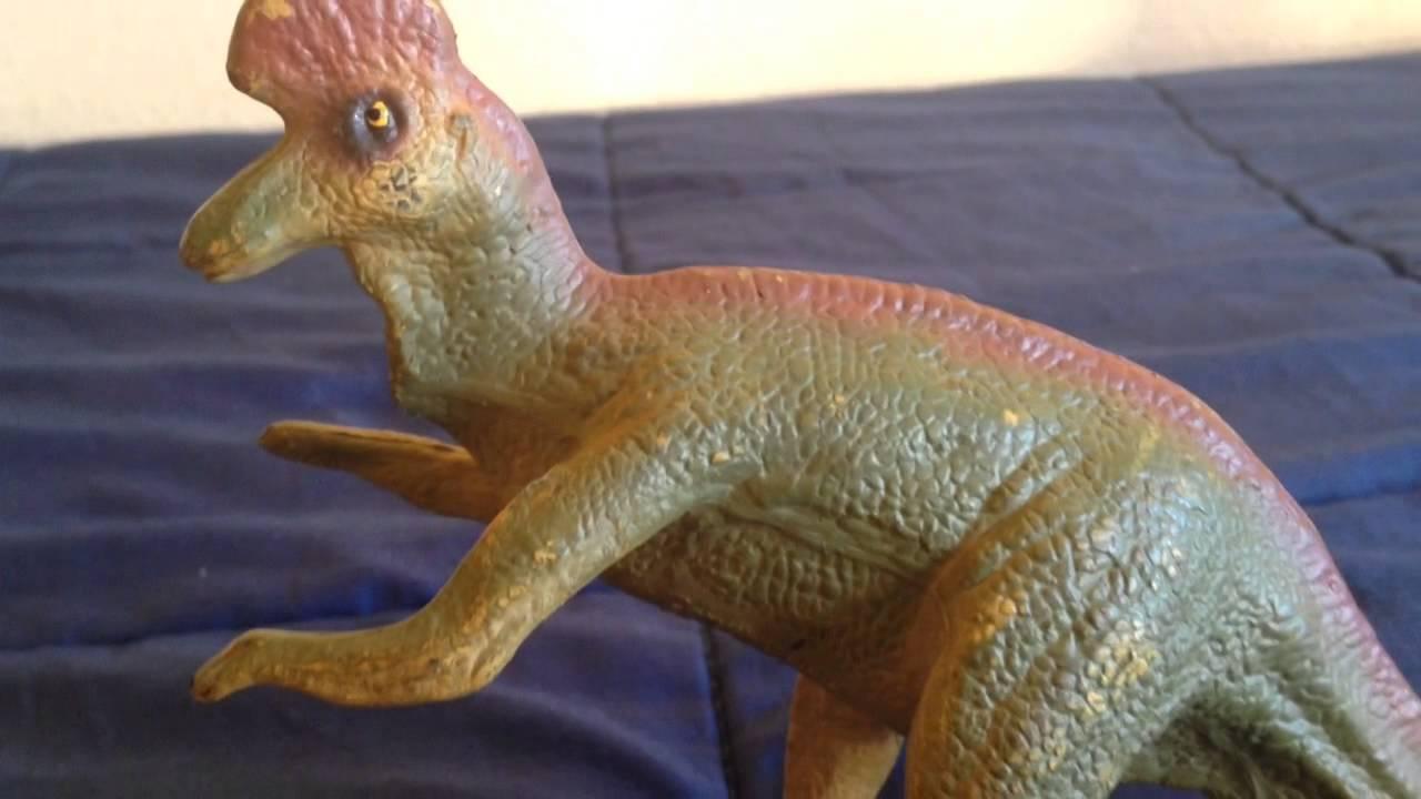 Conoce los dinosaurios: El Corythosaurio