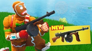 *NEW* 100 KILLS with THE DRUM GUN in Fortnite Battle Royale