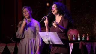 "Taylor Louderman and Lesli Margherita - ""'Tangled' Medley"" (The Broadway Princess Party)"