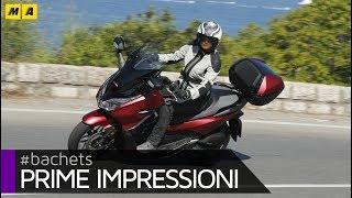Honda Forza 300: TEST