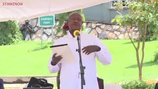 Presidential Launch of first Clinical trial of its kind in Uganda