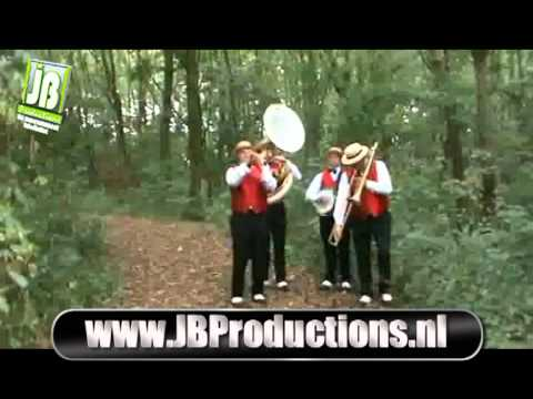 Dixieland looporkest Swinging Dixie | JB Productions