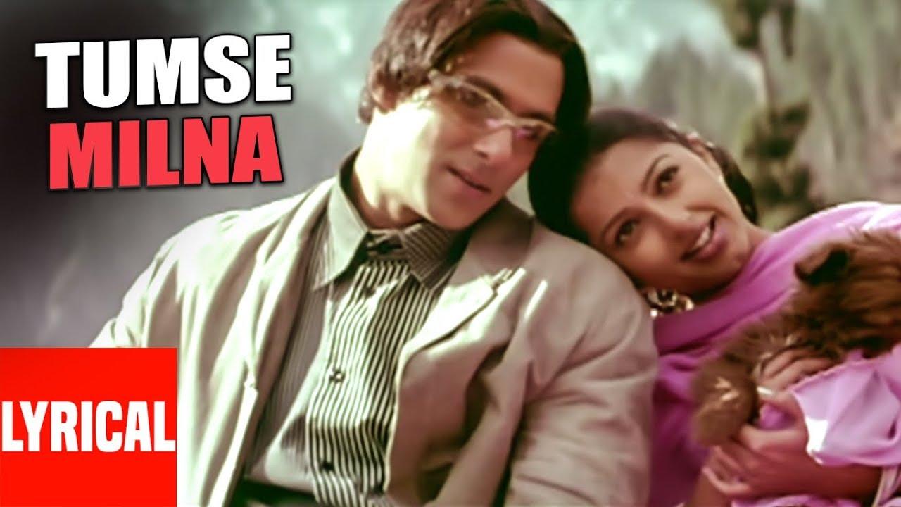 TUMSE MILNA  Hindi lyrics