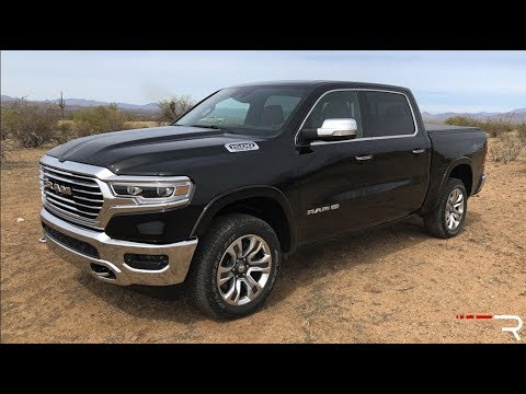 2019 Ram 1500 5.7L – The Mercedes S-Class Of Trucks