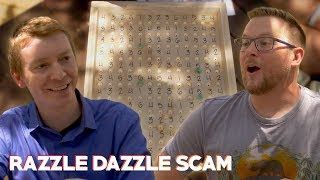 The Razzle Dazzle Scam - James Grime from Numberphile