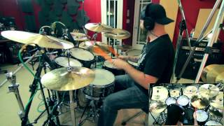 The Surfaris   Wipe Out (Improv Drum Cover) 1080P