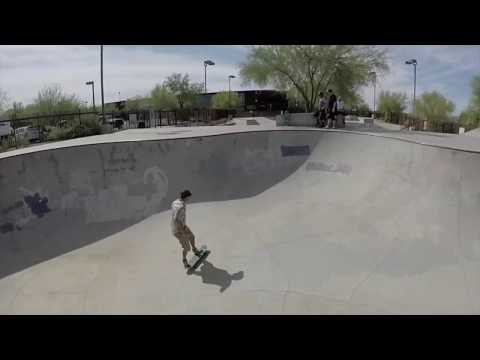 McDowell Mountain Ranch Skatepark, AZ August 18, 2019