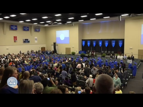 Ohio Christian University - Commencement 2018 - 10am