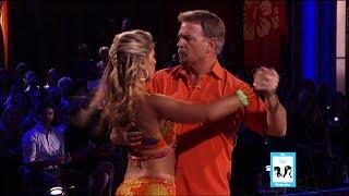 Bill Engvall & Emma | DWTS | LIVE 10-21-13