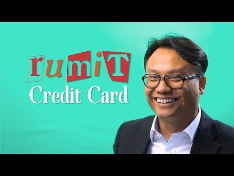 RUMIT Episode 3 : Credit Card