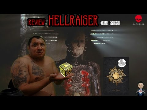 Review do livro Hellraiser da DarkSide Books(FULL HD)