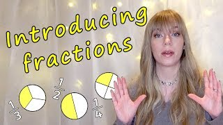 Teaching Fractions | EYFS & Key Stage 1