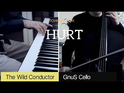Nine Inch Nails - Johnny Cash - Hurt for cello and piano (COVER)