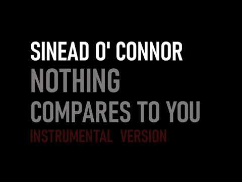 Unofficial Instrumental Nothing Compares To You Sinead O'Connor.