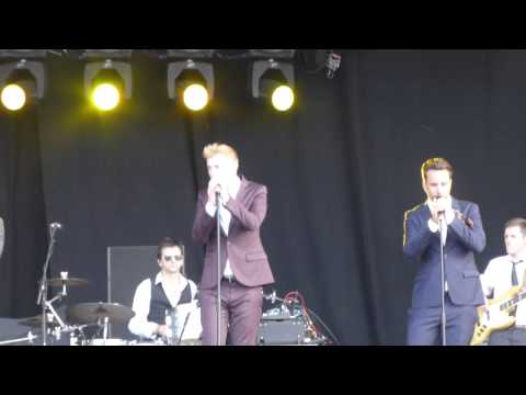 The Overtones - Say What I Feel (HD) - Hyde Park - 09.08.12