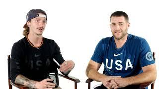 Team USA Insider | Q&A With Noah Elliott And Mike Schultz