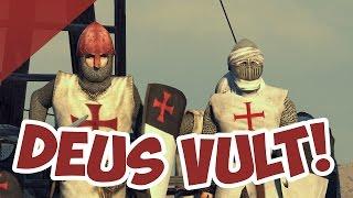 Масштабный Штурм Крестоносцами Константинополя!