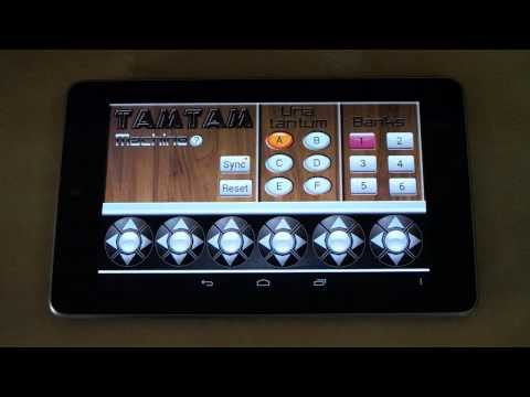 Video of Tamtam Machine Pro