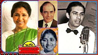 ASHA JI & TALAT Sahab~Film-GHARBAAR-{1953}-Teri Marzi